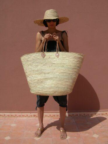 Natural Basket King Size
