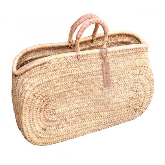 Natural Basket King Size ovale