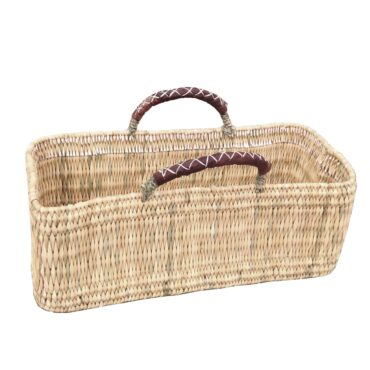 gardener wicker basket