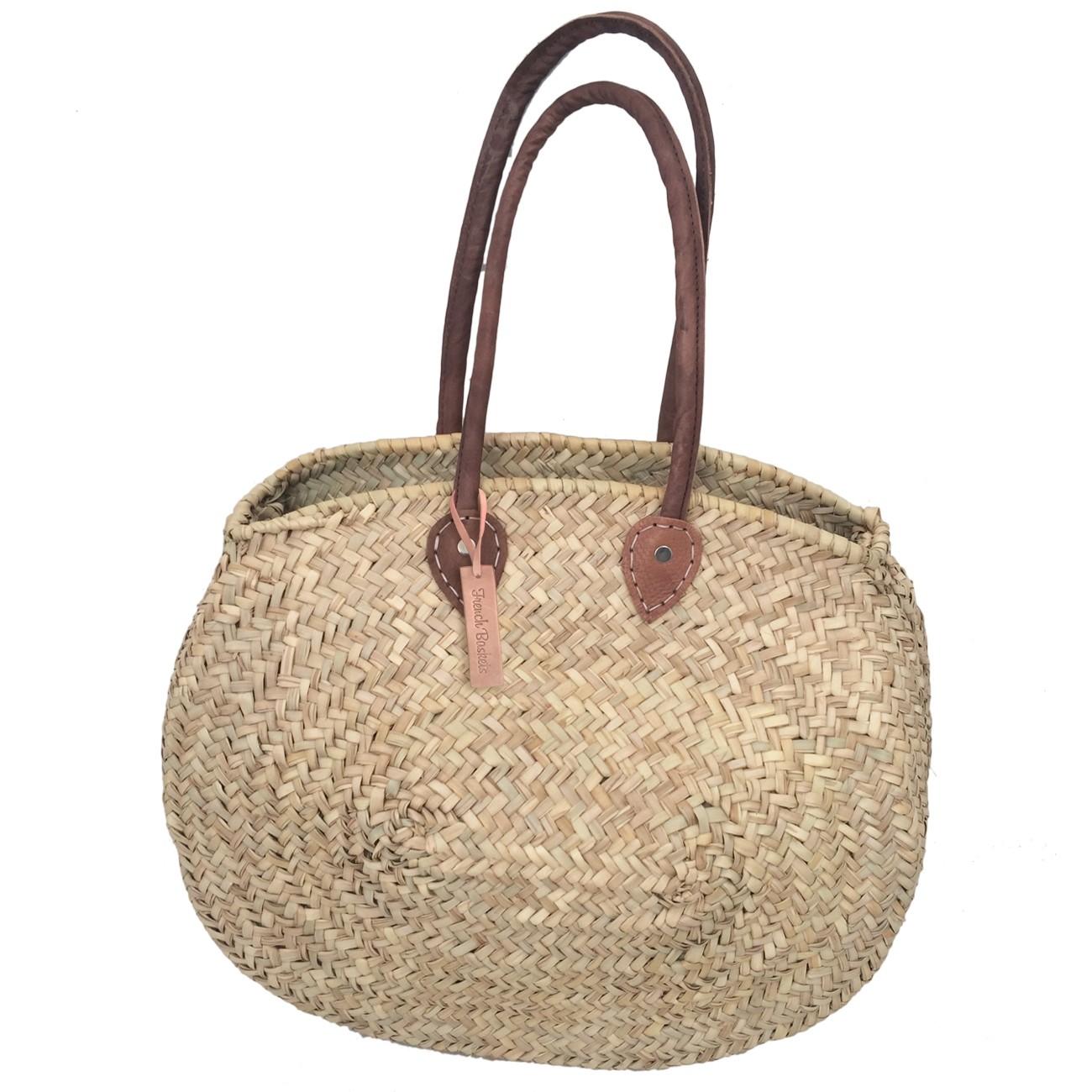Natural Basket ovale
