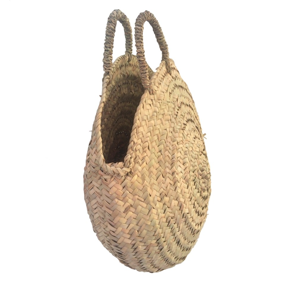 Round French baskets chubby Large
