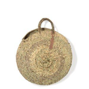 Round French baskets chubby Medium