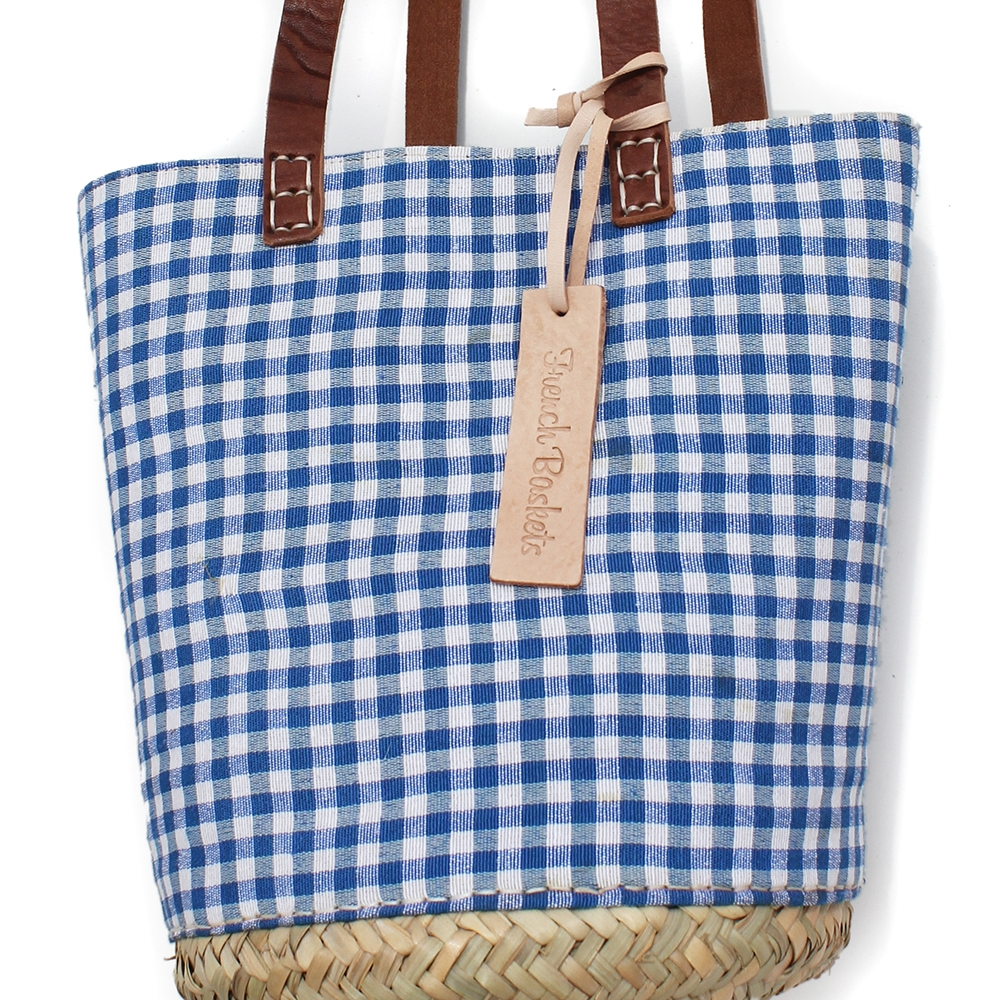 Straw tote Vichy Bags
