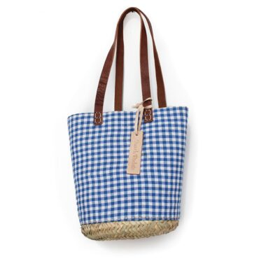 Straw tote Vichy Bags Medium