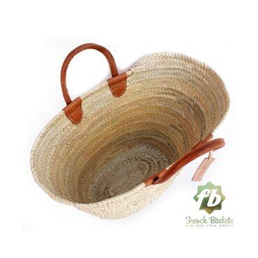 luxury straw French Baskets french market basket