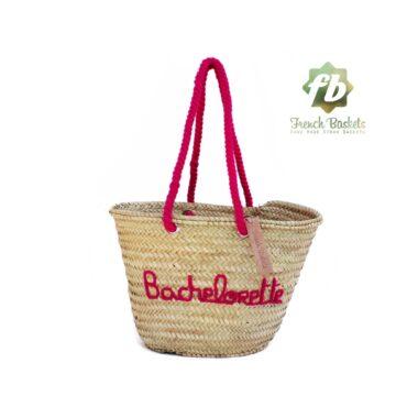 Customized straw bags Bachelorette