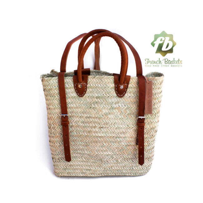 luxury Straw baskets Backpack summer 2020 V3 French Basket